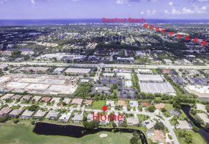 Villa Bonita Beach zu verkaufen - Immobilien Bonita Springs